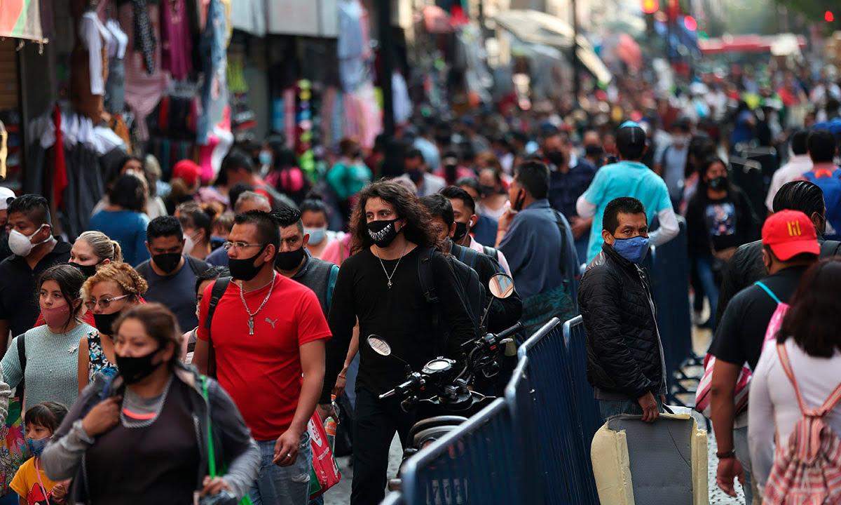 Ciudad de México pasa a semáforo verde: riesgo bajo de Covid-19